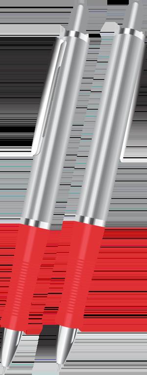 Caneta Plástica CN509 - (mínimo 500). Solicitar a quantidade de cores para gravação