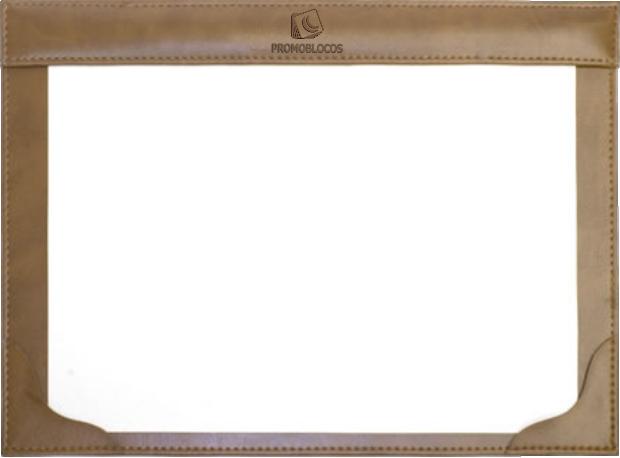 Risque Rabisque Couro CC1001 - 25 x 35 cm - Folhas Ofício - (mínimo 150).