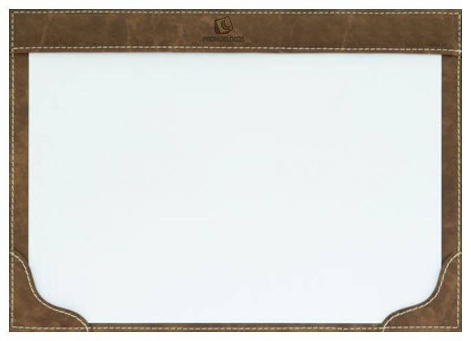 Risque Rabisque Couro CC1003 - 35 x 47 cm - folhas A3 - (mínimo 150)